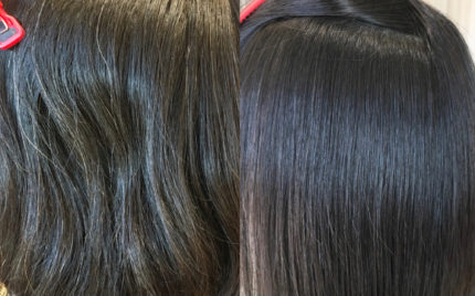 縮毛矯正素材 生駒の美容室